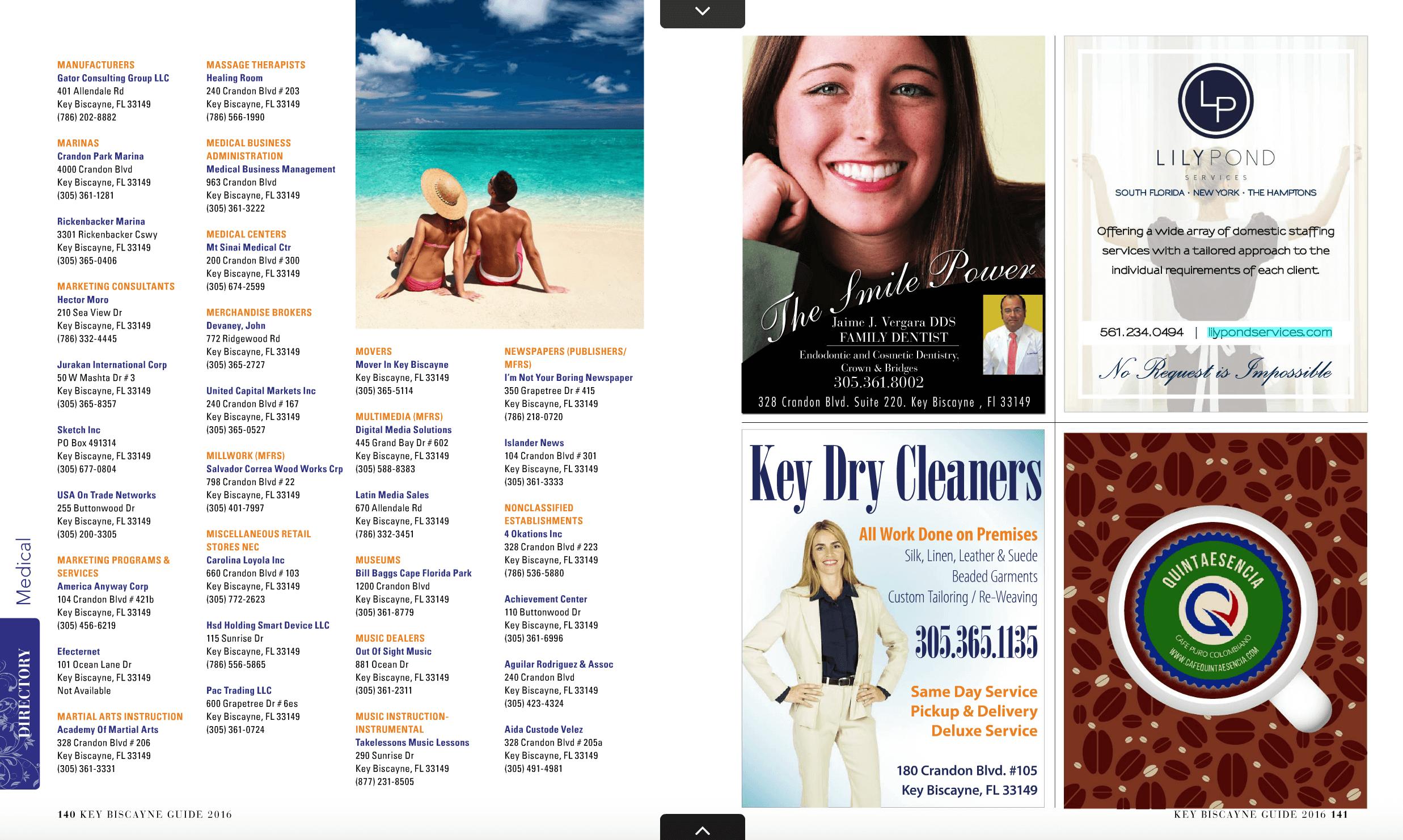 Key Biscayne Page 3