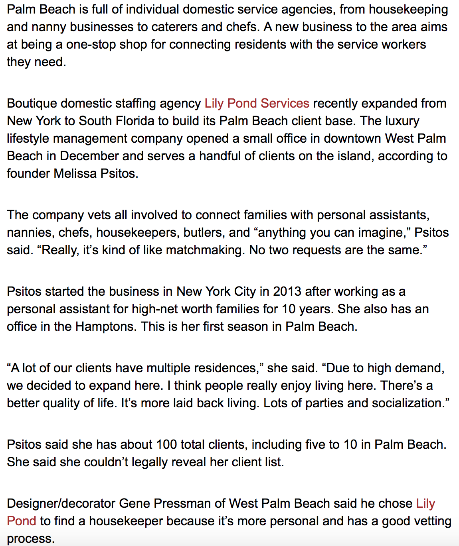 Palm Beach Daily News Page 2